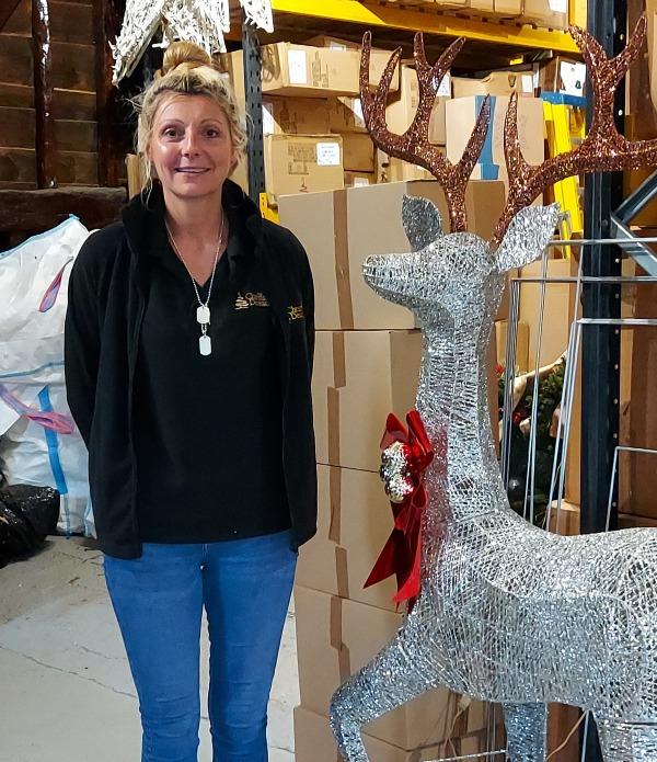 Jan - The Christmas Decorators in Berkshire
